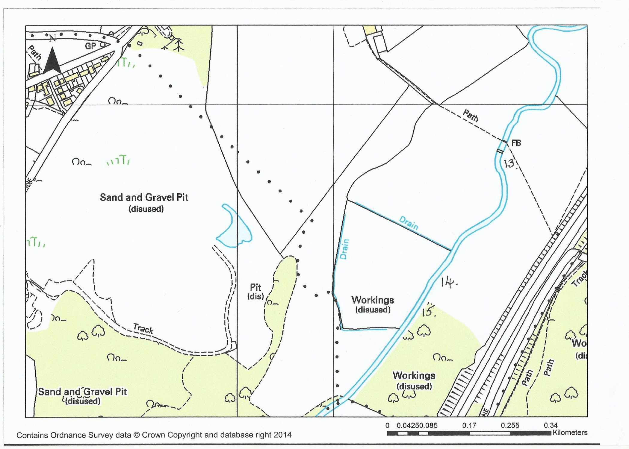 Fishing articles rossett gresford flyfishers club for Colorado fly fishing map